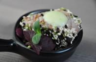tonijn met wasabi mayonaise
